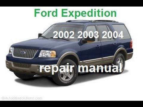 09 ford expedition owners manual