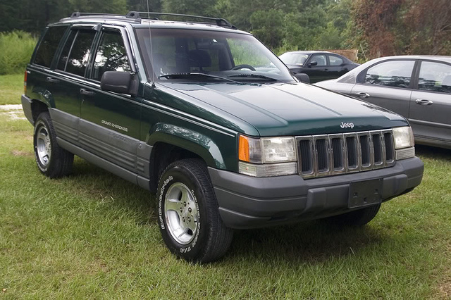 1994 jeep grand cherokee laredo owners manual