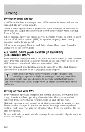 1999 ford explorer owners manual online