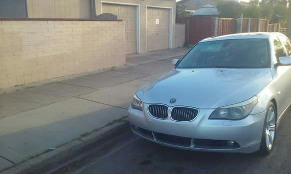 2004 bmw 545i owners manual