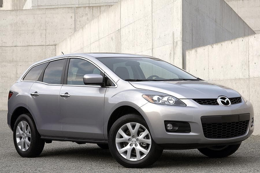 2007 mazda cx 7 owners manual