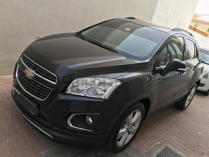 2014 chevrolet trax owners manual