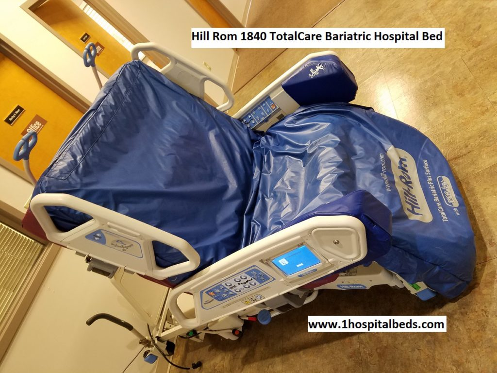 hill rom totalcare sport bed service manual