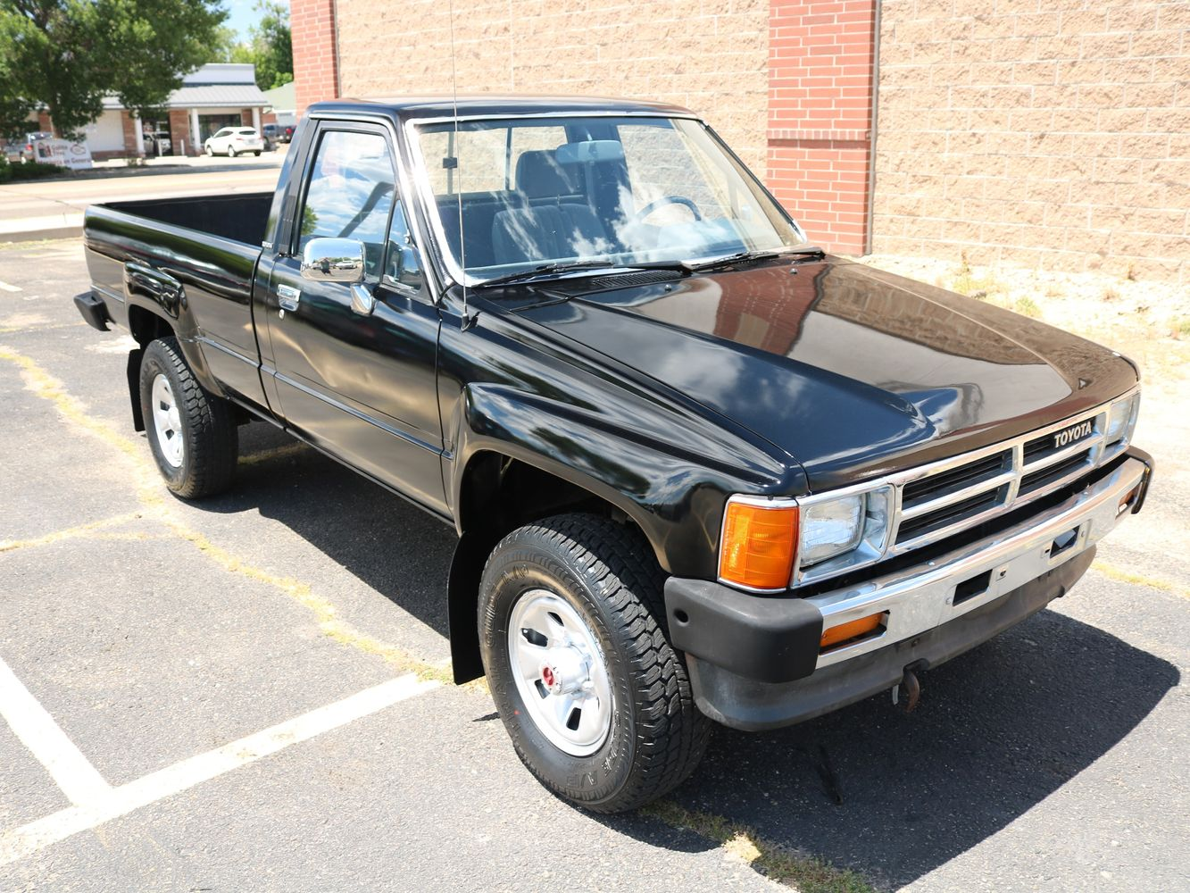 1987 toyota pickup owners manual