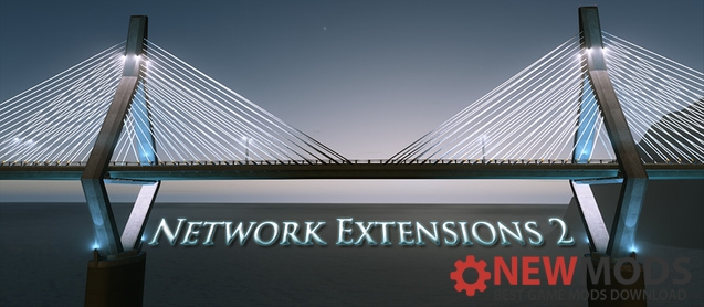 cities skylines network extensions 2 manual install