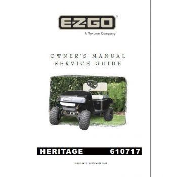 lesco z two owners manual
