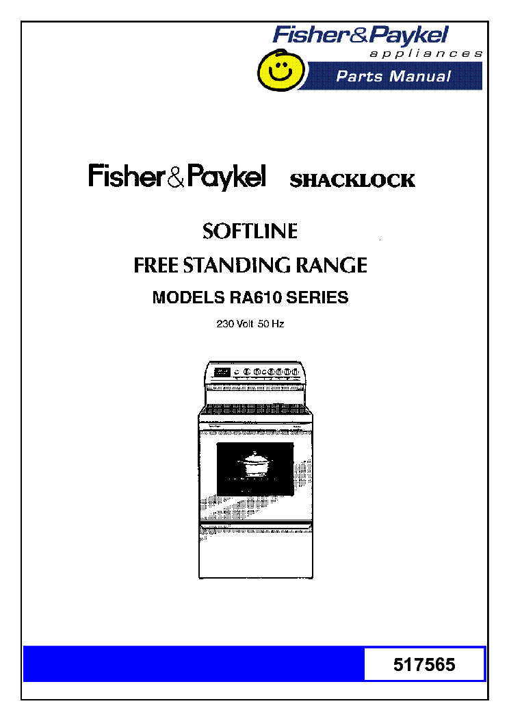 fisher paykel service manual pdf