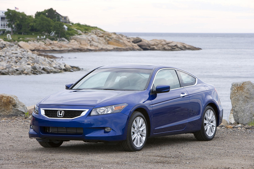 2008 honda accord coupe owners manual