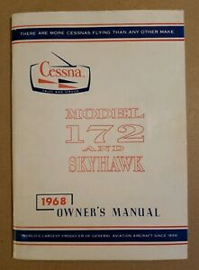 1963 cessna 172 owners manual