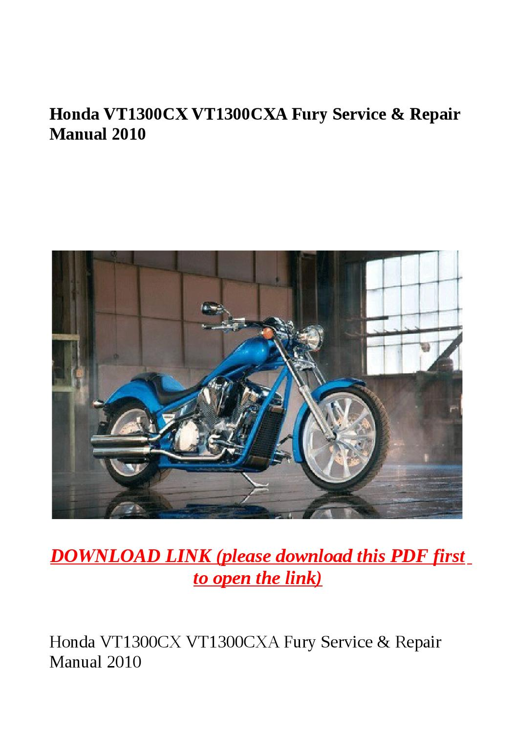 honda wave 100 user manual pdf
