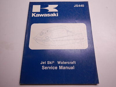 kawasaki js 440 service manual