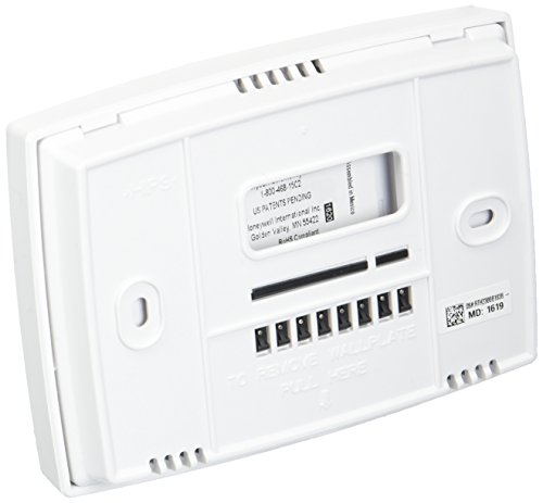 honeywell 5 2 day programmable thermostat with backlight manual
