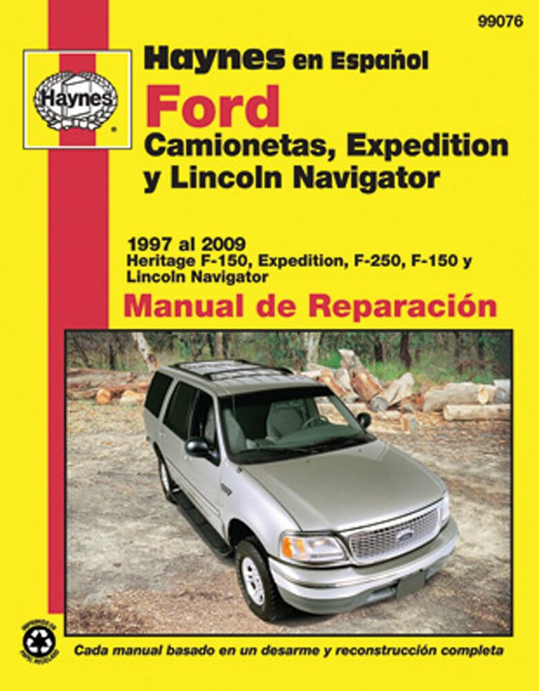 1998 ford expedition xlt owners manual