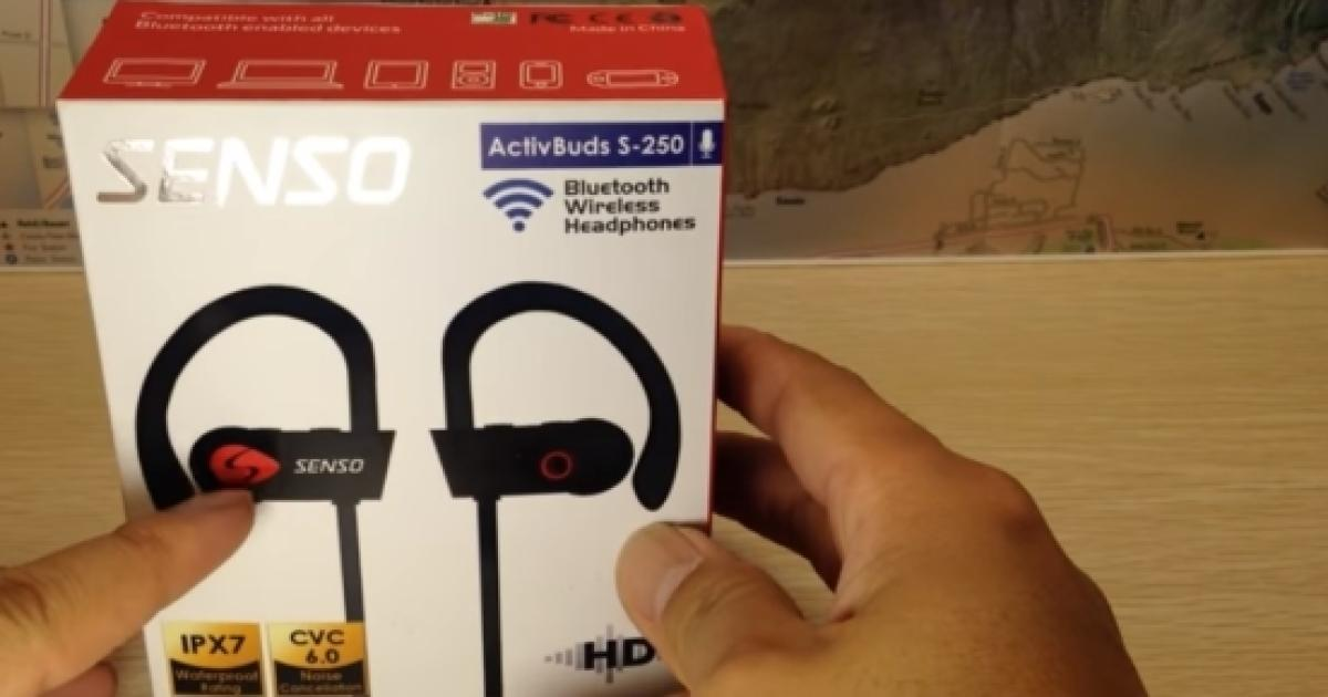 senso activbuds s 250 user manual